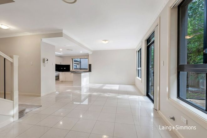 Picture of 119 Old Castle Hill Road, CASTLE HILL NSW 2154