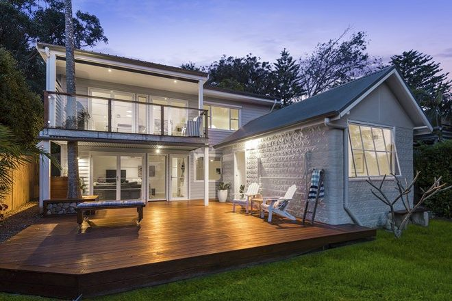 Picture of 14 Alexander Road, AVALON BEACH NSW 2107