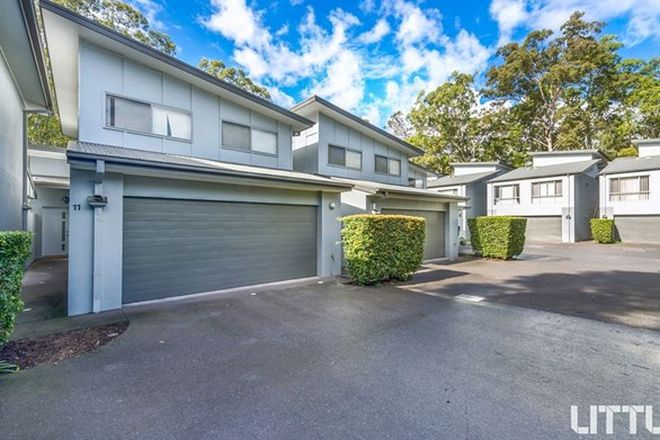 Picture of 11/181 Gemvale Road, MUDGEERABA QLD 4213