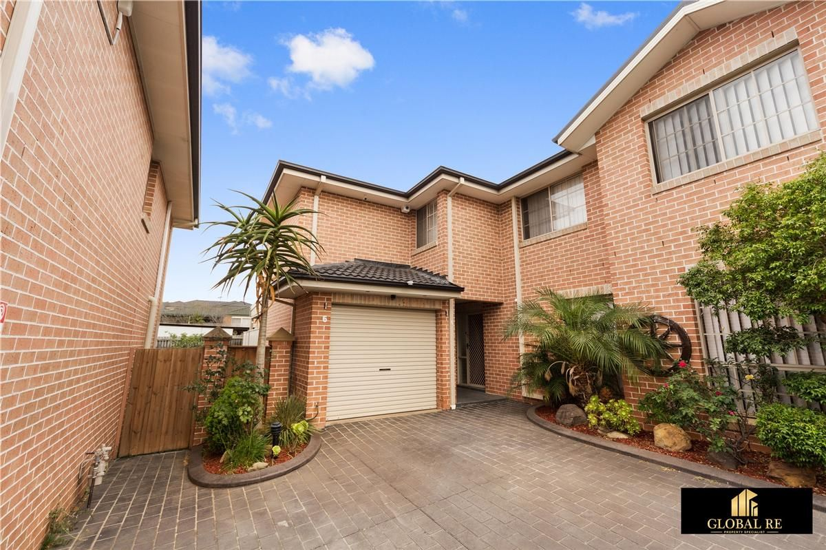 6/18-20 Christie Street, Liverpool NSW 2170, Image 1