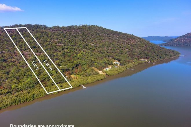 Picture of Lot 9 & 10 Big Jims Reach, BAR POINT NSW 2083