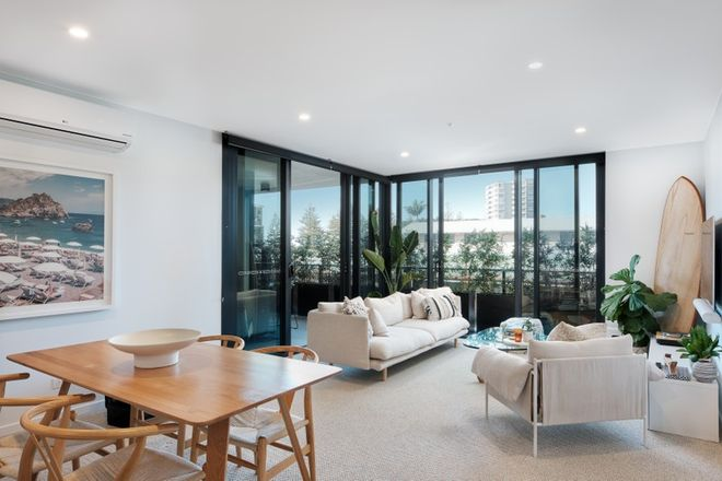 Picture of 3/72 The Esplanade, BURLEIGH HEADS QLD 4220