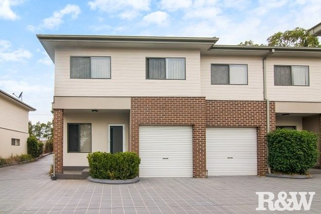 Picture of 3/300 Seven Hills Road, KINGS LANGLEY NSW 2147
