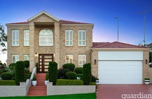 Picture of 24 Langford Smith Close, Kellyville NSW 2155
