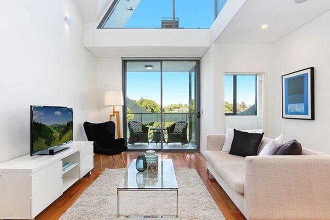 Picture of 414/20 McGill Street, LEWISHAM NSW 2049