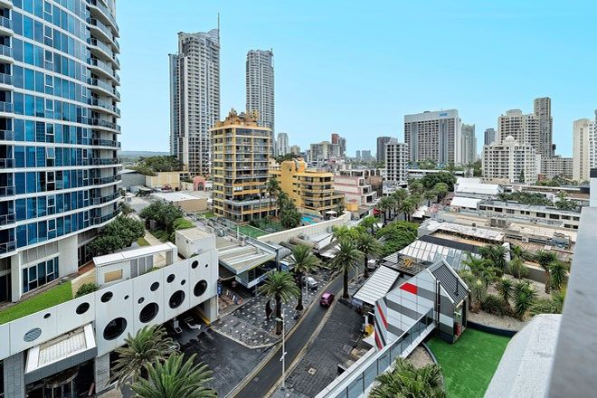 Picture of 901B/3 Orchid Avenue, SURFERS PARADISE QLD 4217
