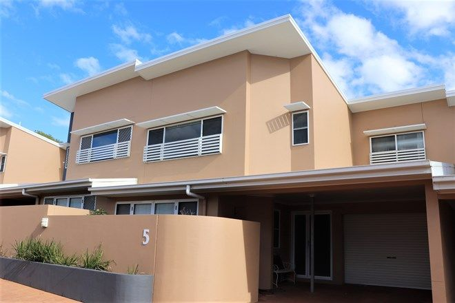 Picture of Unit 5/19B Gladstone Street, NEWTOWN QLD 4305