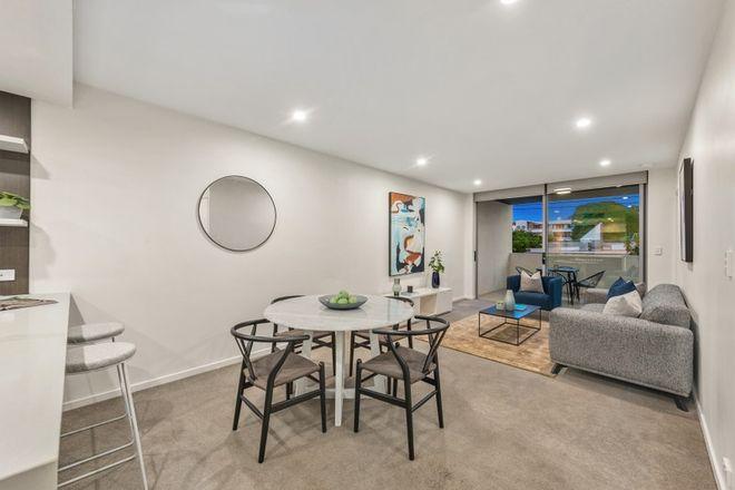 Picture of 207/584 Brunswick Street, NEW FARM QLD 4005