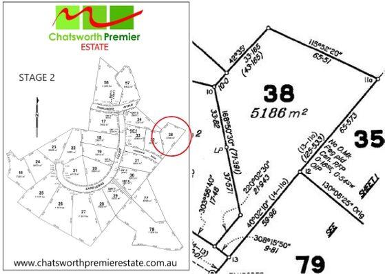 Lot 38 SWAGMANS RIDGE, Chatsworth QLD 4570, Image 1