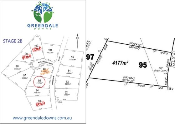 Lot 95 Watergum Drive, Pie Creek QLD 4570, Image 1