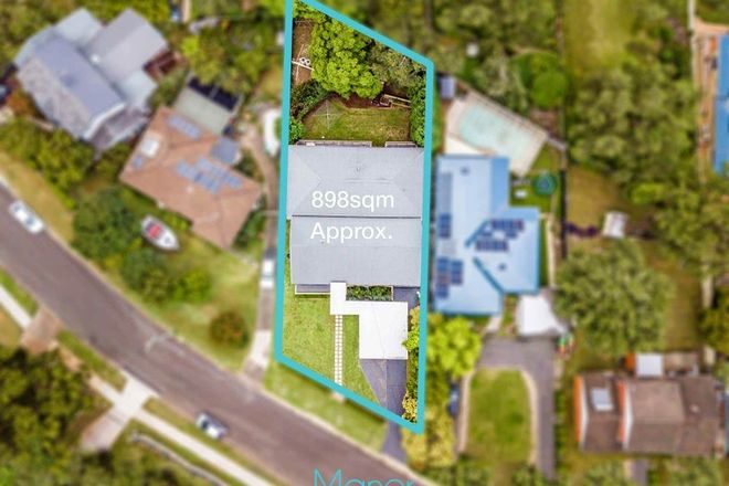 Picture of 48 Becky Avenue, NORTH ROCKS NSW 2151