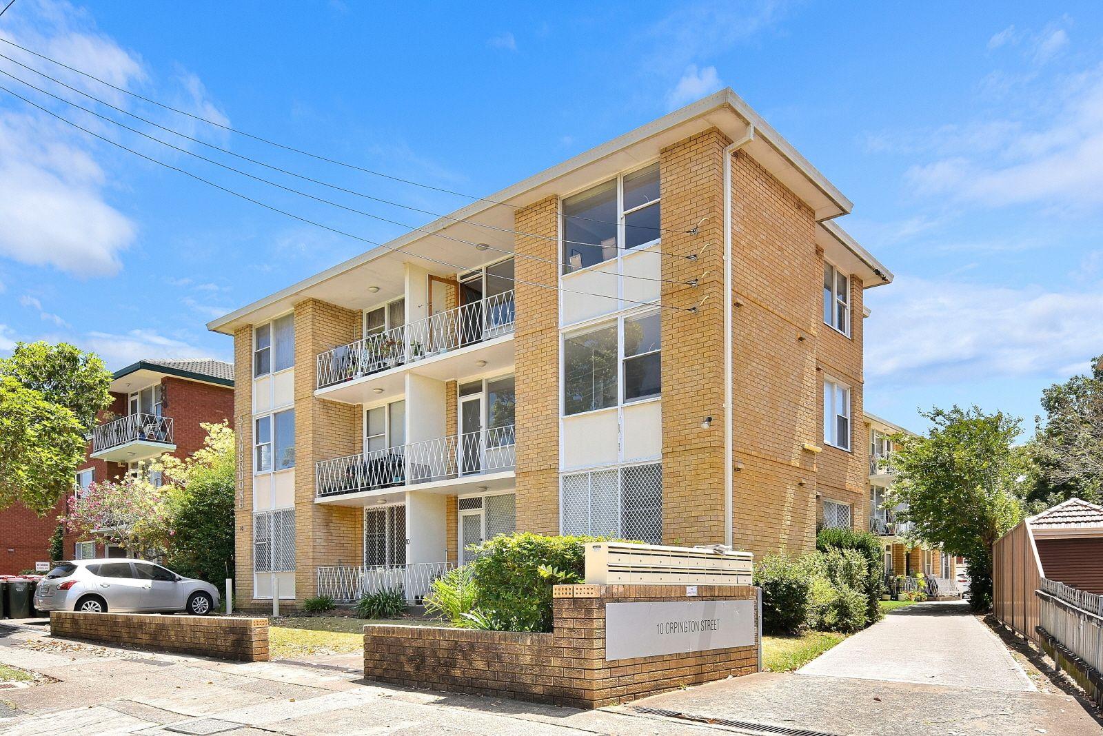 4/10 Orpington Street, Ashfield NSW 2131, Image 0