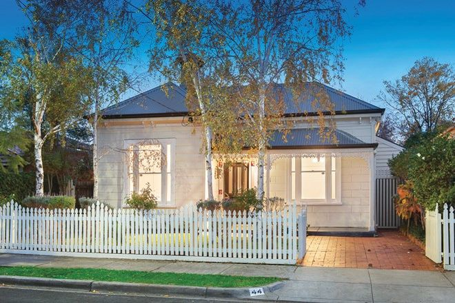 Picture of 44 Invermay Grove, HAWTHORN EAST VIC 3123