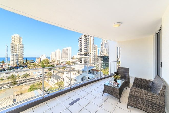 Picture of 3125/21 Cypress Avenue, SURFERS PARADISE QLD 4217