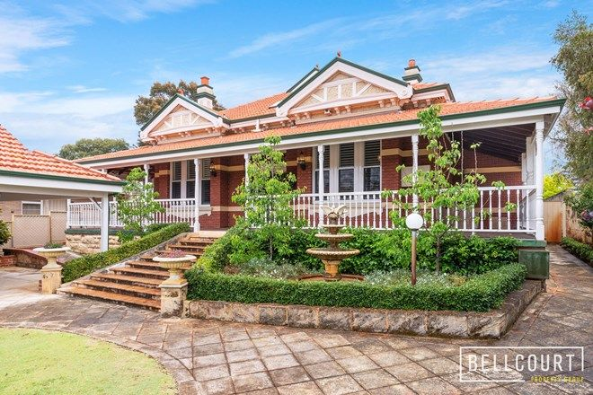 Picture of 39 Clifton Crescent, MOUNT LAWLEY WA 6050