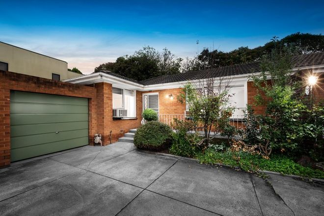 Picture of 4/541 Tooronga Road, HAWTHORN EAST VIC 3123