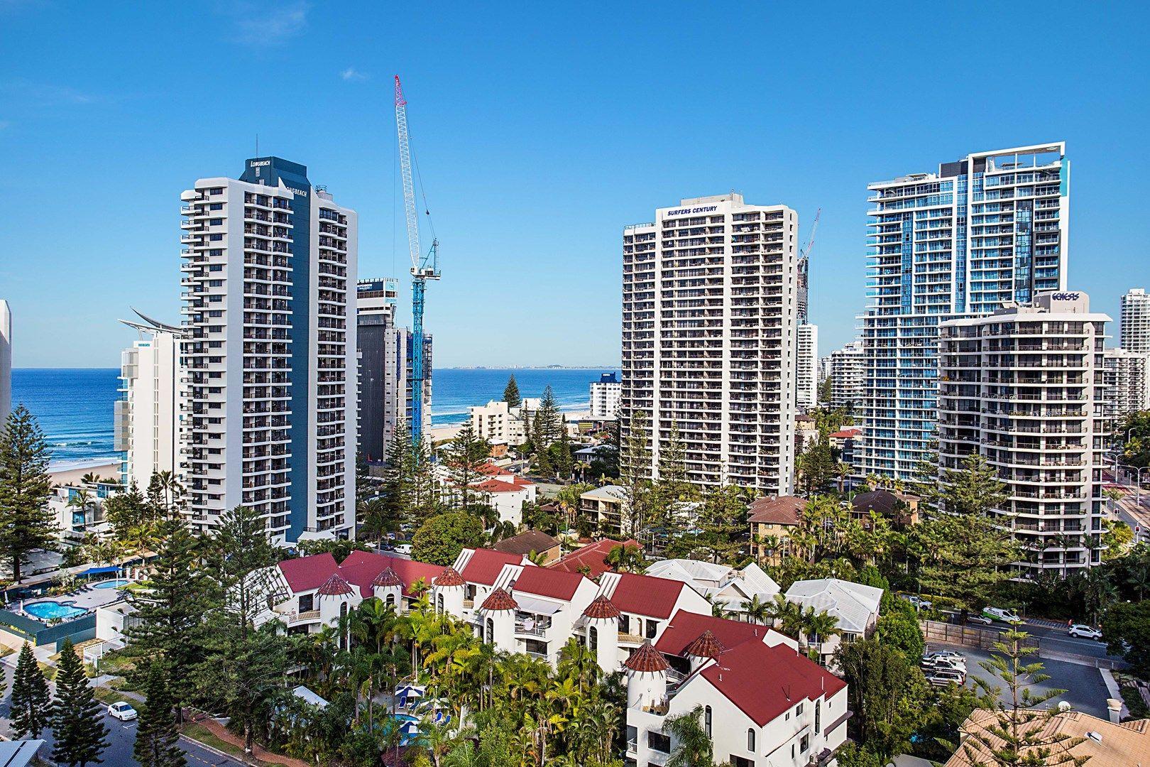 Unit 1208 'Q1' 9 Hamilton Avenue, Surfers Paradise QLD 4217, Image 2