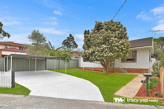 Picture of 8 Rex Street, WEST RYDE NSW 2114