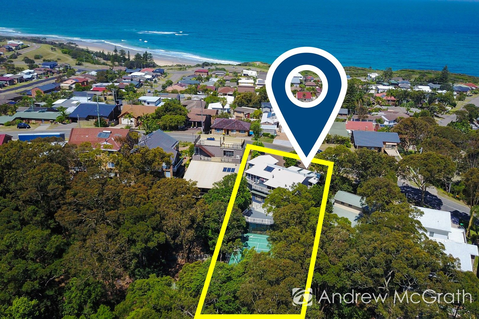 57 Scenic Drive, Caves Beach NSW 2281, Image 0
