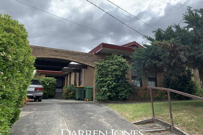 Picture of 26 Baird Street, GREENSBOROUGH VIC 3088