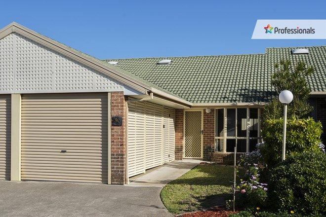 Picture of 90/25-29 Pine Road, CASULA NSW 2170
