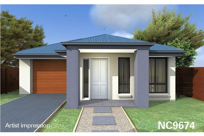 Picture of Lot 11 Doyle Street, SILKSTONE QLD 4304