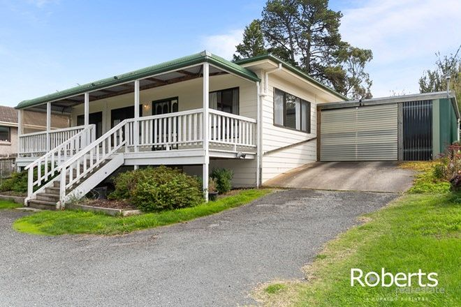 Picture of 87 Gravelly Beach, BLACKWALL TAS 7275