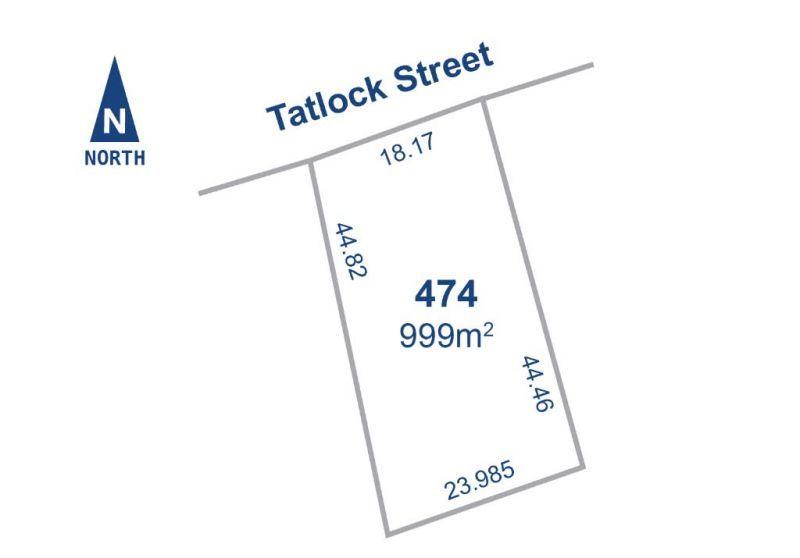 Lot 474 Tatlock Street, Horsham VIC 3400, Image 0