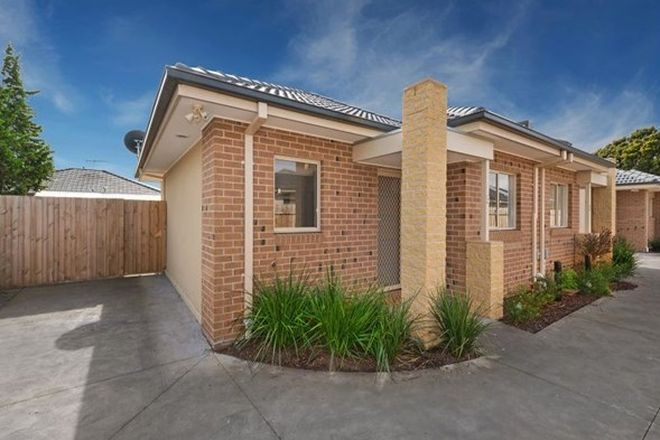 Picture of 3/3 Edna Street, THOMASTOWN VIC 3074