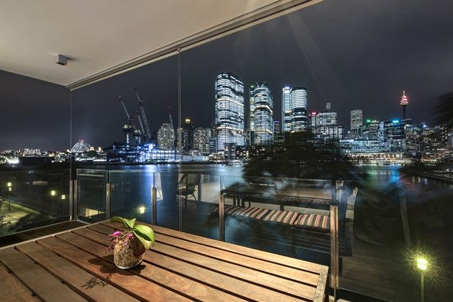 Picture of 334/3 Darling Island Road, PYRMONT NSW 2009