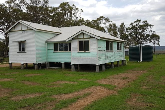 Picture of 4205 Leyburn Cunningham Road, WHEATVALE QLD 4370