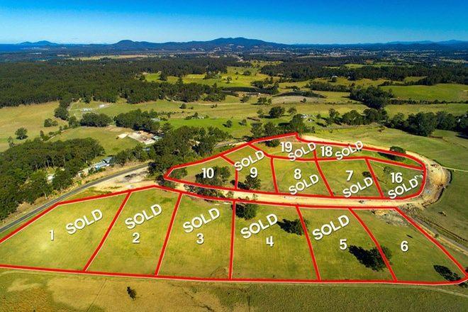 Picture of Lot 20 Wattlebird Estate, NAMBUCCA HEADS NSW 2448