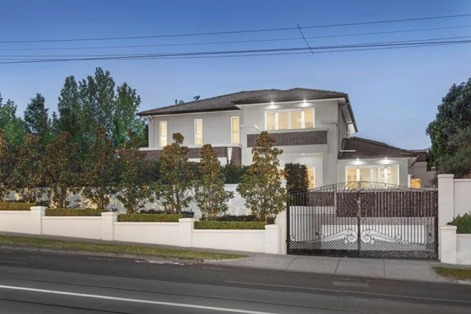 Picture of 33 Derby Street, CAMBERWELL VIC 3124