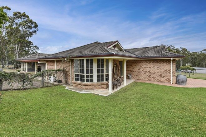 Picture of 1 Redgum Road, PAXTON NSW 2325