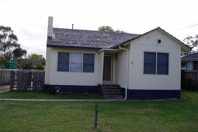 Picture of 20 Peppermint Street, DOVETON VIC 3177