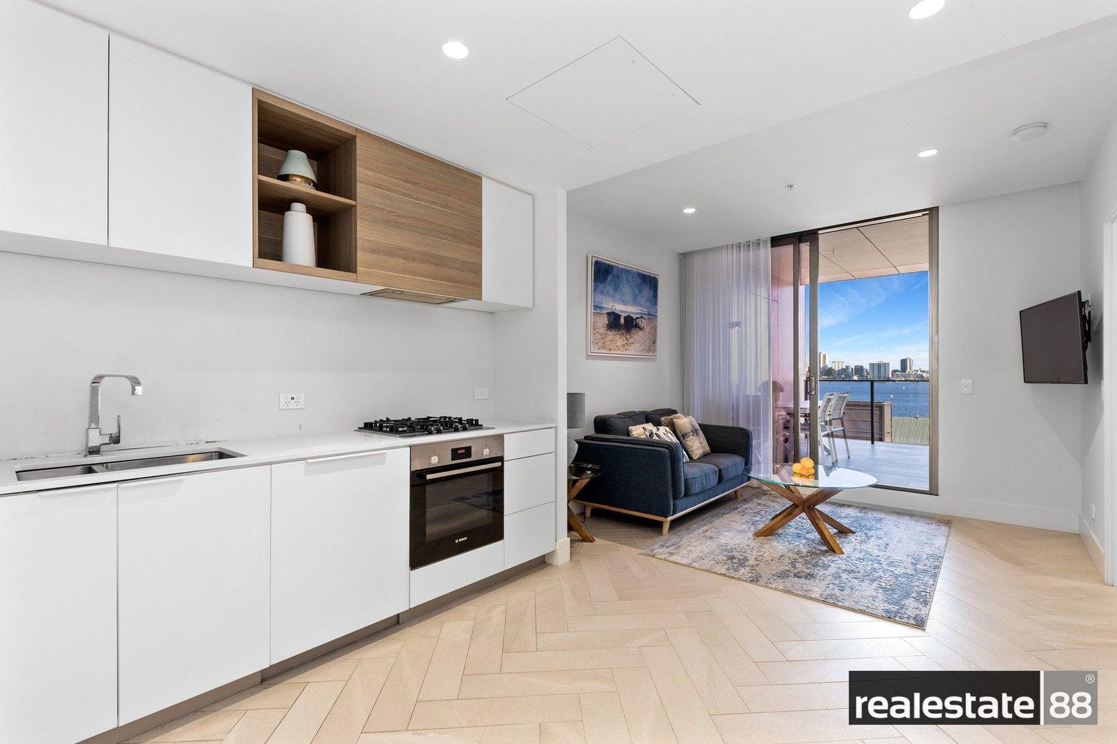 1 bedrooms Apartment / Unit / Flat in 405/11 Barrack Square PERTH WA, 6000
