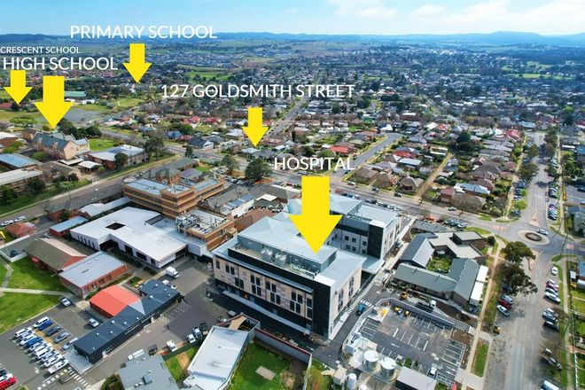 Picture of 127 Goldsmith Street, GOULBURN NSW 2580