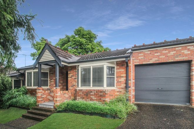 Picture of 3/176 Cressy Road, NORTH RYDE NSW 2113