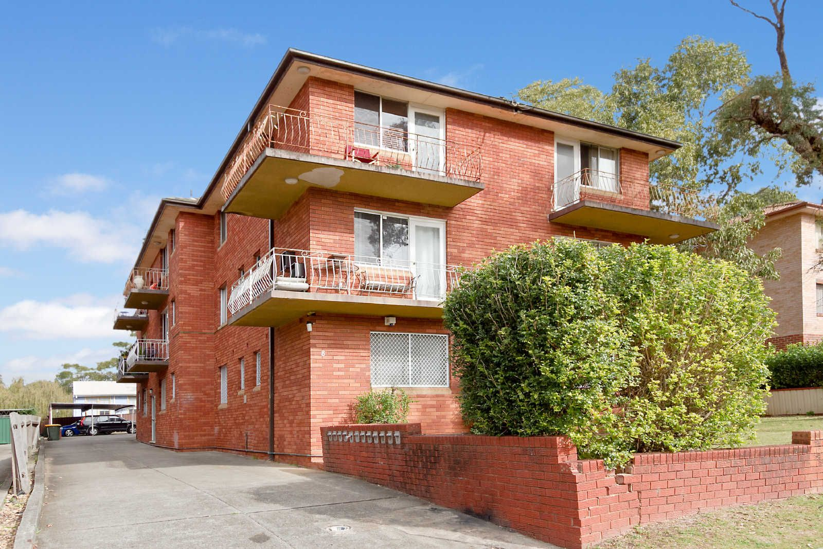 11/8 CALLIOPE STREET, Guildford NSW 2161, Image 0