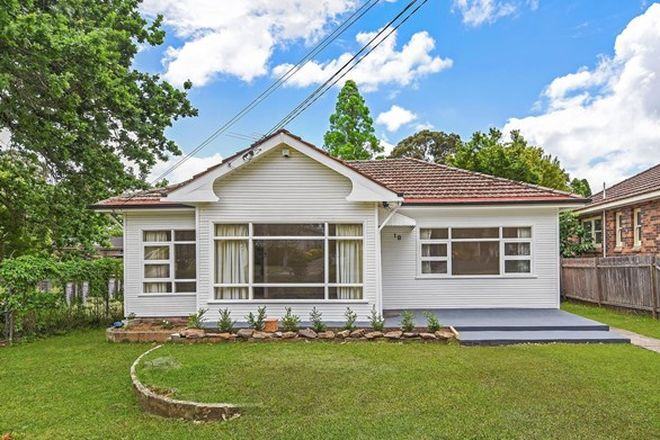 Picture of 18 Stewart Avenue, HORNSBY NSW 2077