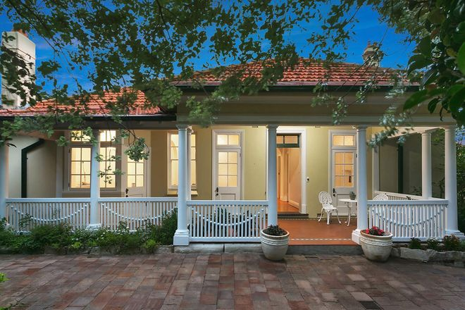 Picture of 23A Lower Wycombe Road, NEUTRAL BAY NSW 2089