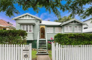 Picture of 33 Marsh Street, Cannon Hill QLD 4170