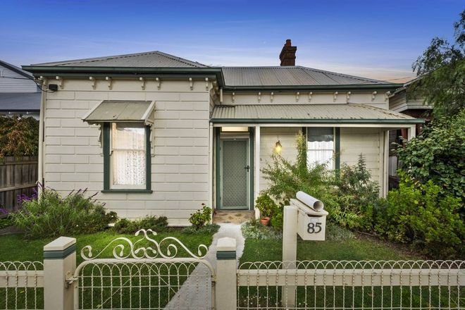 Picture of 85 Clarence Street, GEELONG WEST VIC 3218