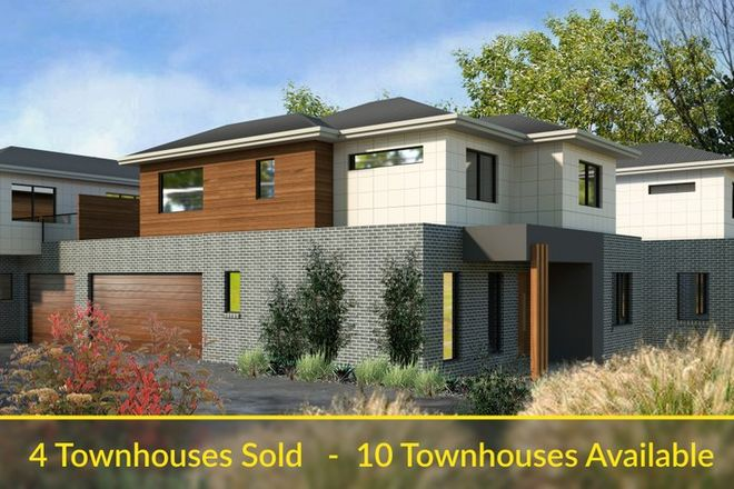 Picture of Townhouses 8-19 / 46-48 Botanical Drive, LARA VIC 3212