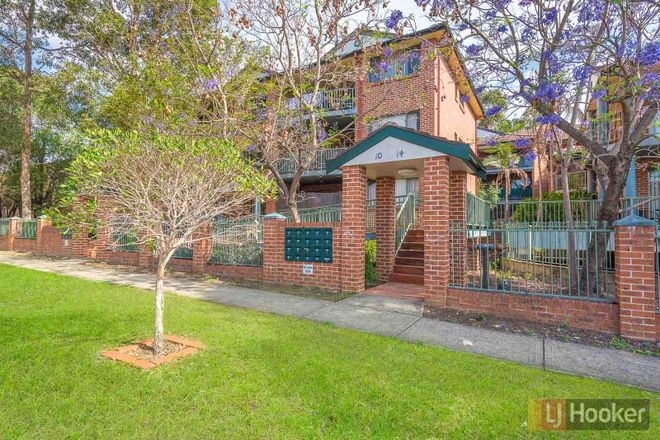 10/10-14 Arthur Street, MERRYLANDS NSW 2160
