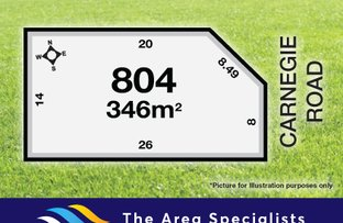 Lot 804 Carnegie Road, Point Cook VIC 3030