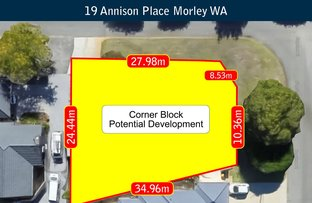 Picture of 19 Annison Place, Morley WA 6062