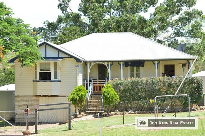 Picture of 504 Kulgun Rd, OBUM OBUM QLD 4309