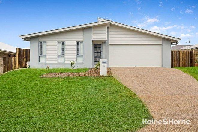 Picture of 2/4 Dove Crescent, KLEINTON QLD 4352