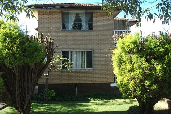 Picture of 4/113 GRAHAM STREET, BERALA NSW 2141